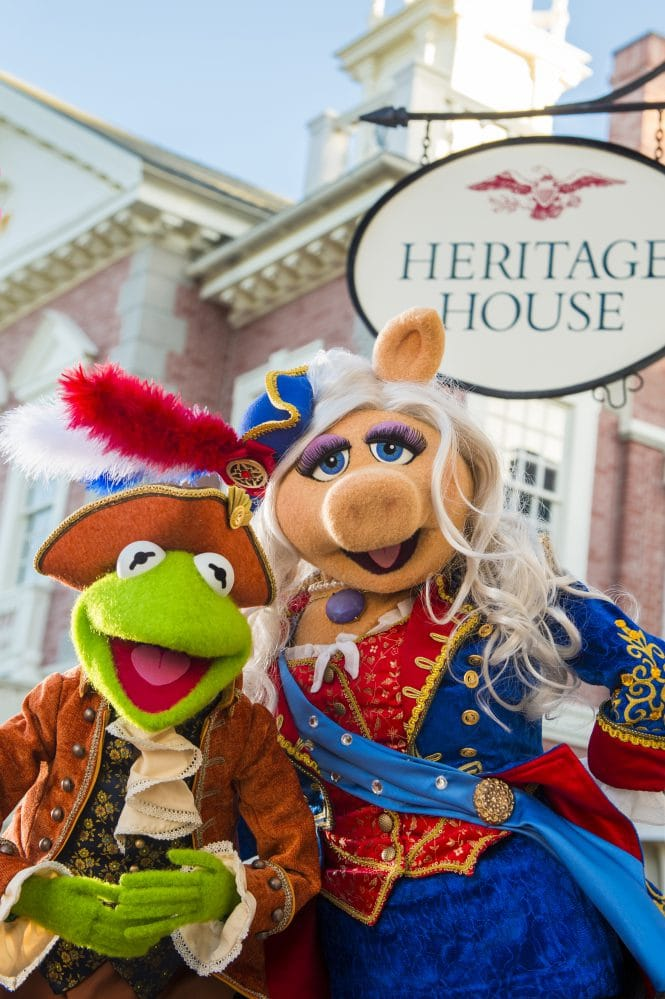 muppets live show wdw