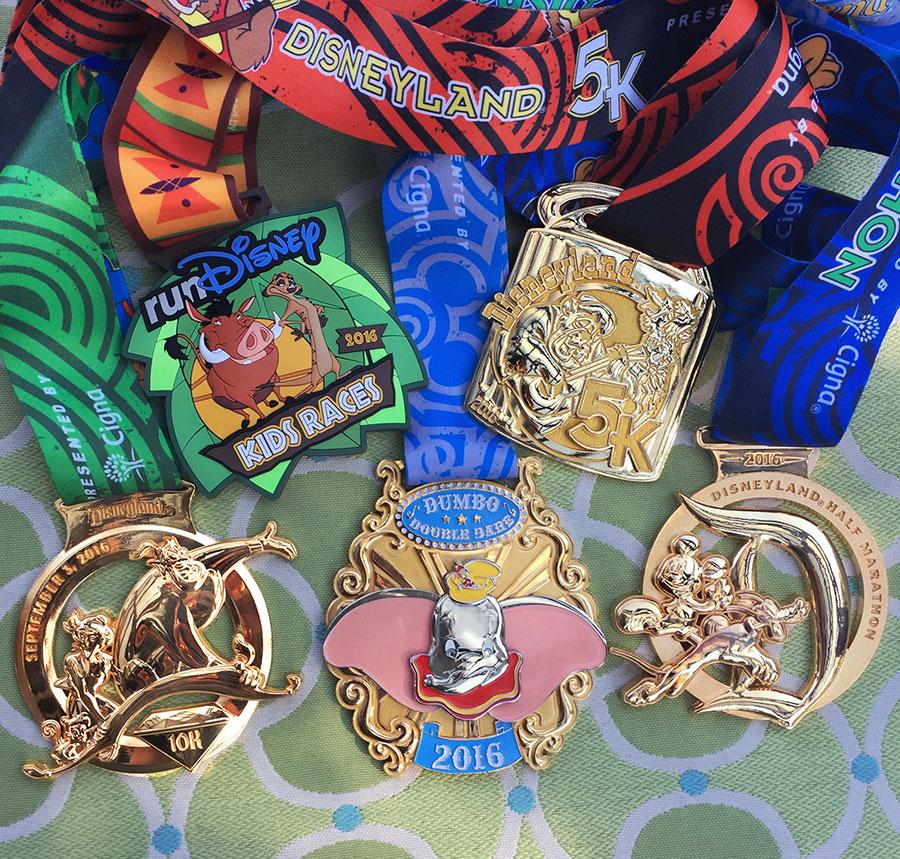 DLR half marathon 2016