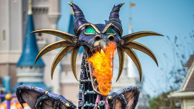 Dragon Parade DLP 25