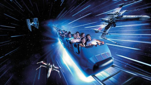 Hyper Space Mountain DLP 25