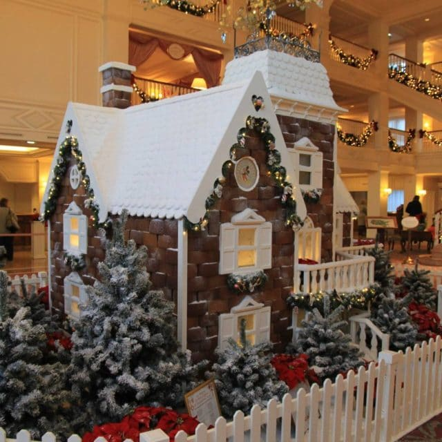 The Gingerbread house gives such an amazing smell to thehellip