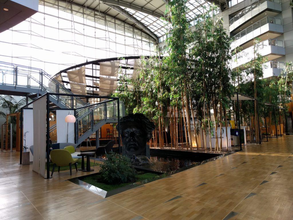 Hyatt Atrium Lobby