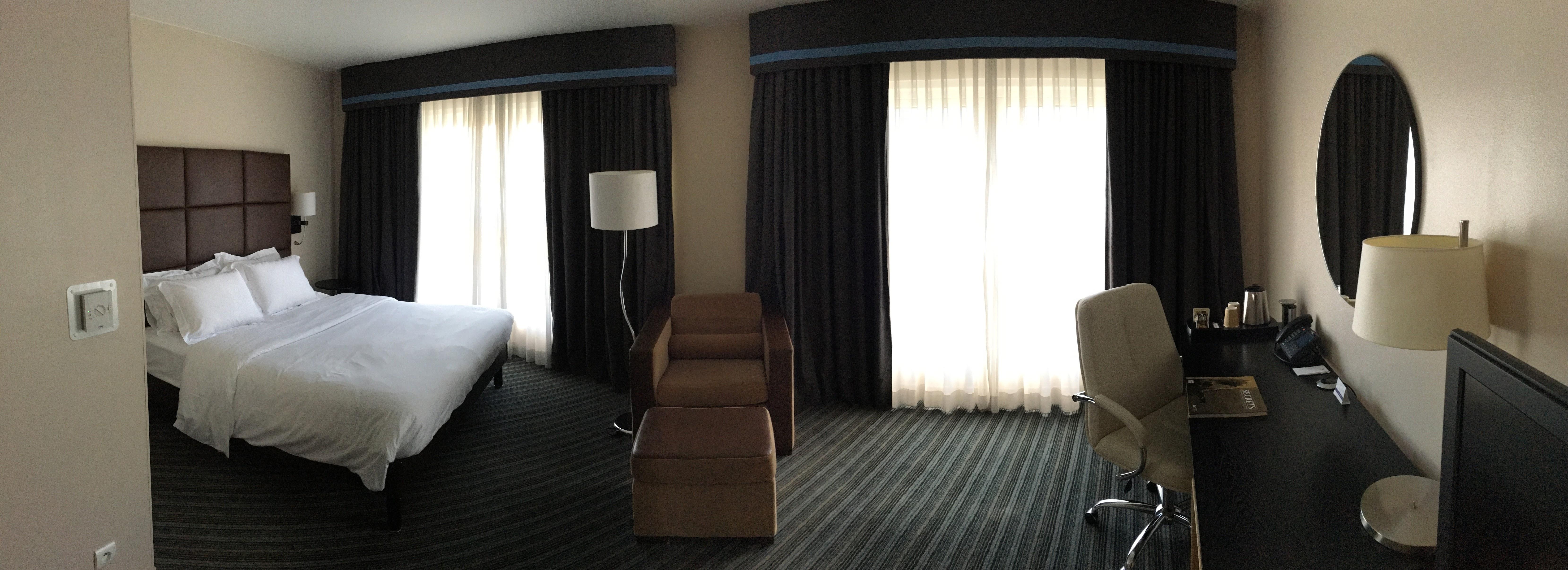 Hyatt Panorama King Room