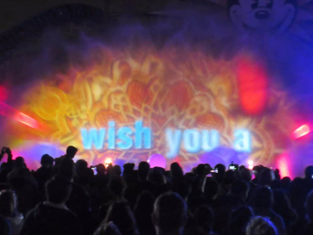 World of Color Holidays 2014