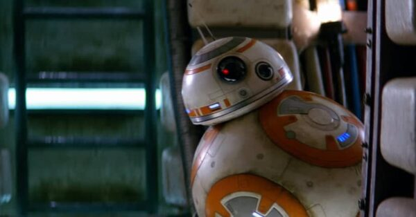 BB-8 Star Wars - Outtake from YouTube