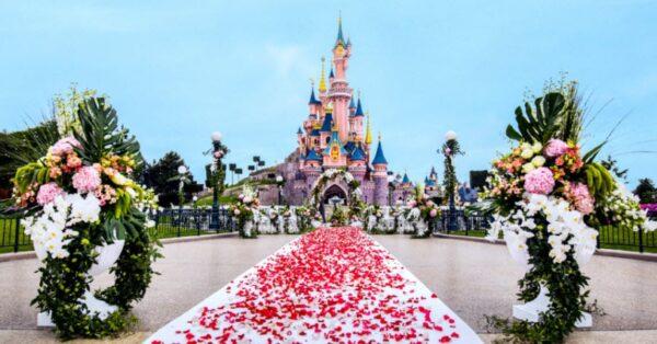 DLP Wedding Castle