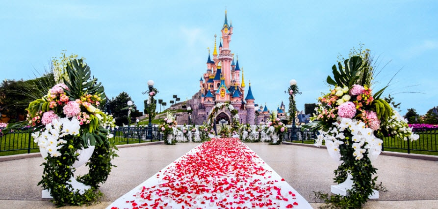 DLP Wedding Castle