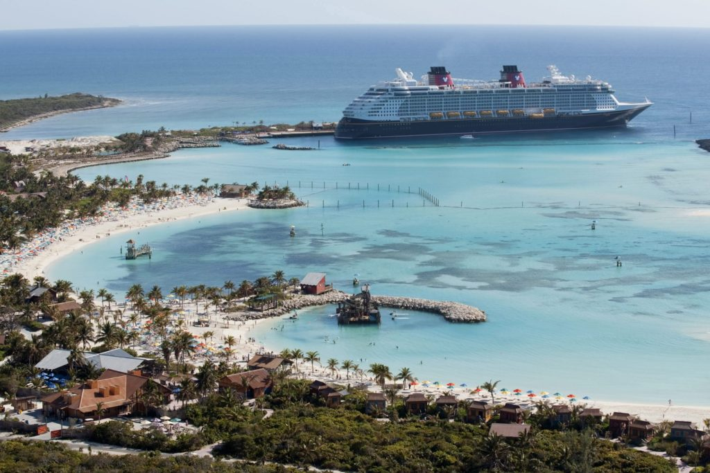 Disney Cruise Line - Cast Away Cay