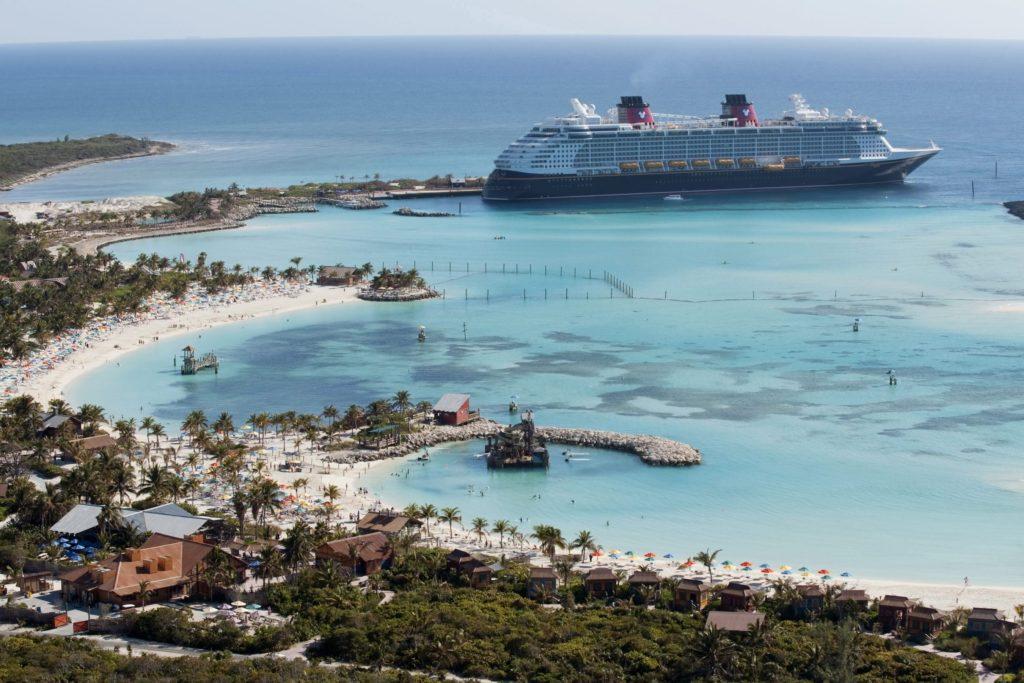 Disney Cruise Line - Cast Away Cay