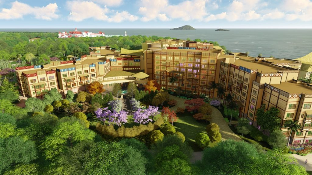 HKDL Explorers Lodge
