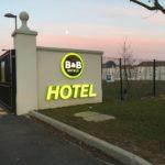 DLP Hotel B&B Entry