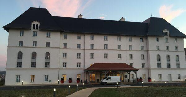 DLP Hotel B&B Entrance