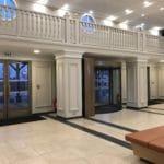 DLP Hotel B&B Lobby Entrance