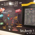 DLP Hotel B&B Les Halles Layout and Menu