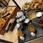 DLP Hotel B&B Breakfast Spread