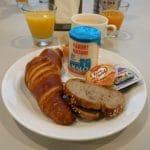 DLP Hotel B&B Breakfast