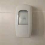 DLP Hotel B&B Bathroom Soap Wall Dispenser