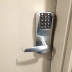DLP Hotel B&B Keypad Pin Entry for Room