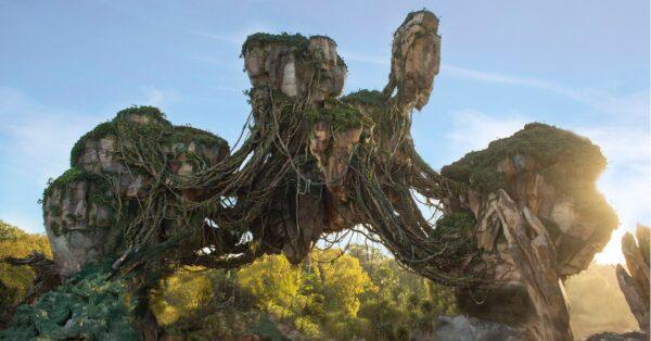 Pandora -- The World of Avatar at Disney's Animal Kingdom