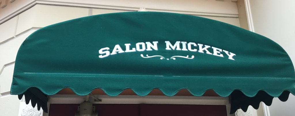 Salon Mickey DLP Shareholders Club