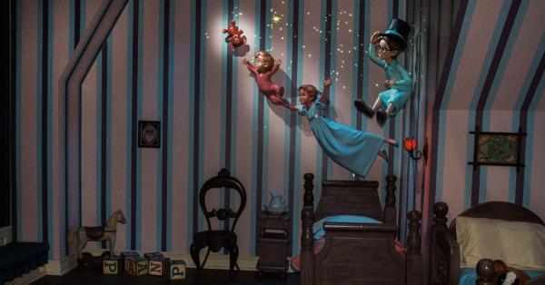 Peter Pan's Flight - Behind the Scenes