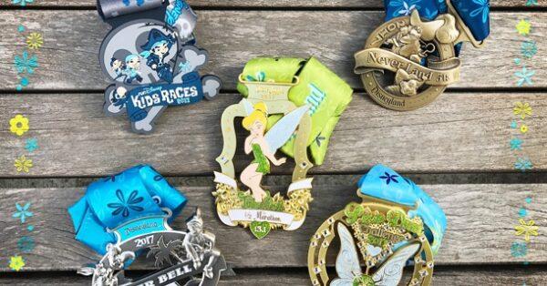 runDisney Tinker Bell Half Marathon DLR 2017