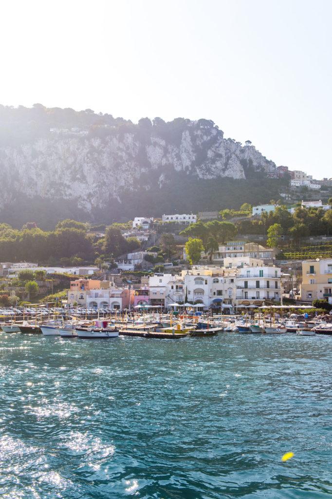 Capri, Italy - Disney Cruise Line