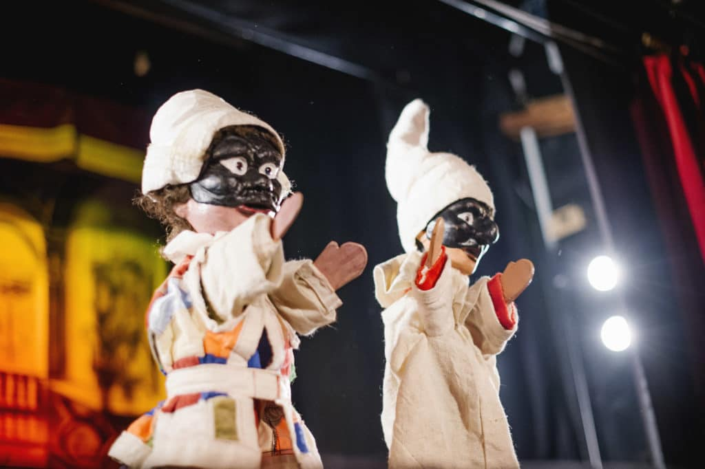 Exclusive Puppet Show - Rome - Disney Cruise Line