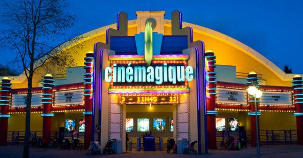 DLP Cinemagique