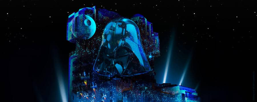 Disneyland Paris Star Wars Night 2017