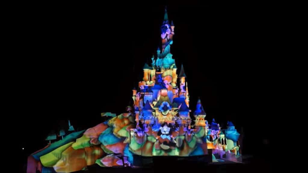 DLP 25 Disney Illumination