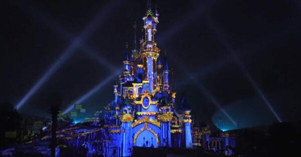 Behind the scenes Disney Illuminations - Disneyland Paris 25th Anniversary - DLP25