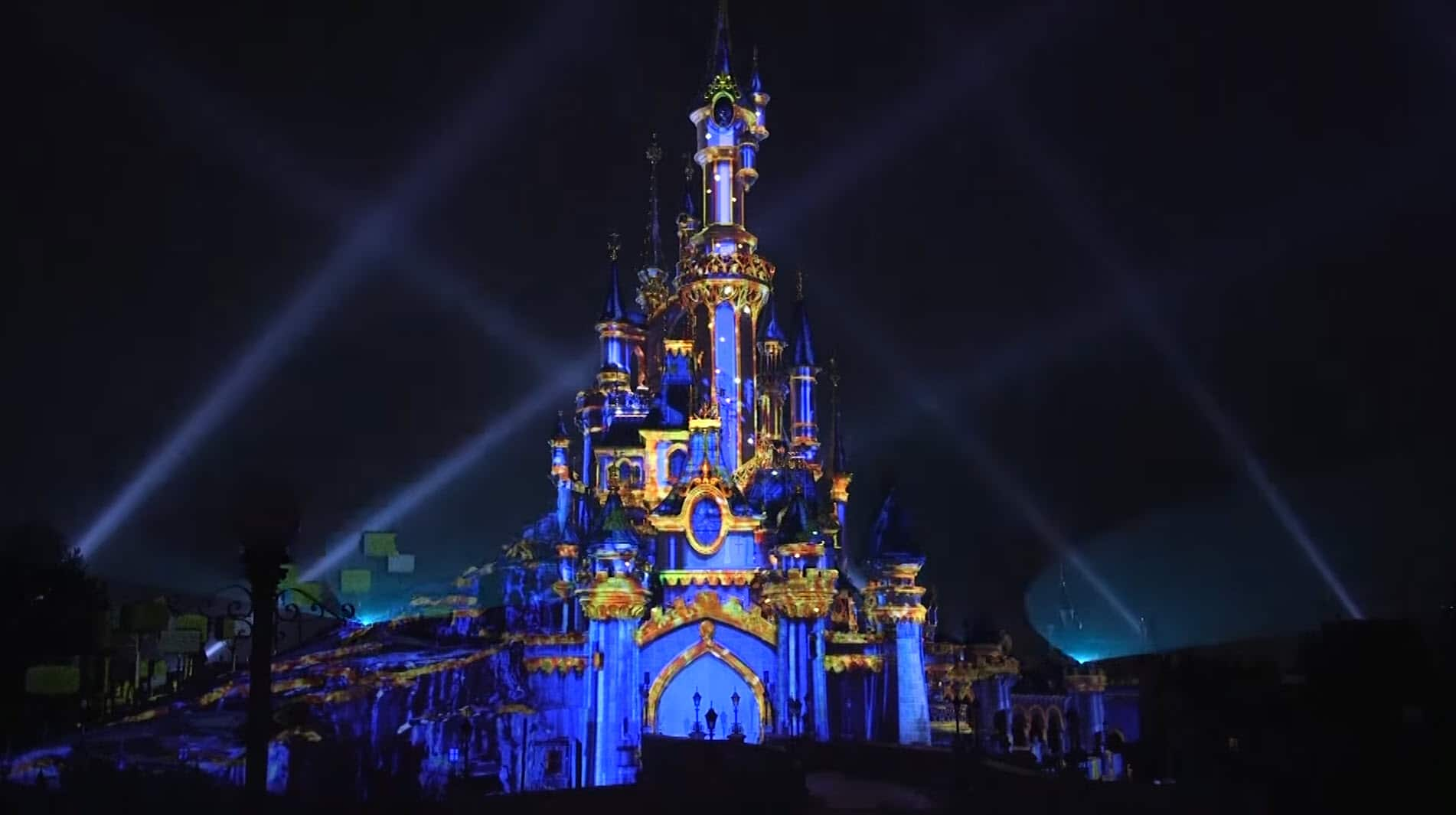 Disney: Behind The Scenes At Disneyland Paris' New Nighttime Show