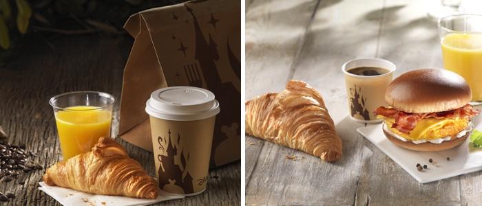 Breakfast Options Disneyland Paris