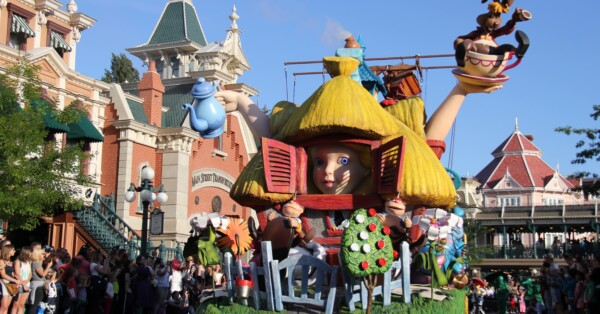 Disney Magic on Parade - Disneyland Paris