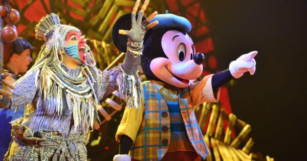 Disneyland Paris - Mickey and the Magician