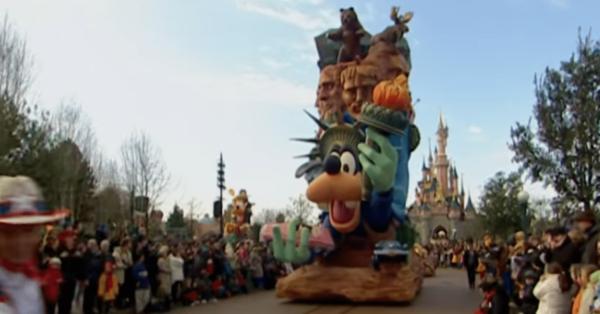Parade ImagiNations - Disneyland Paris