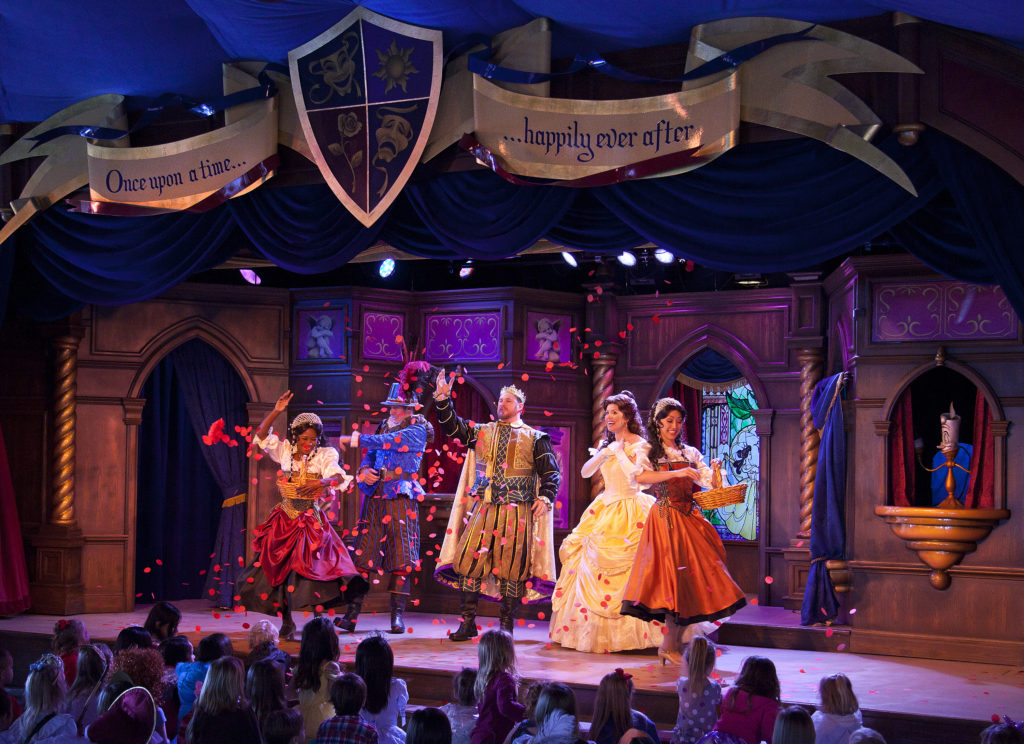 DLR Beauty and the Beast Royal Theater Paul Hiffmeyer