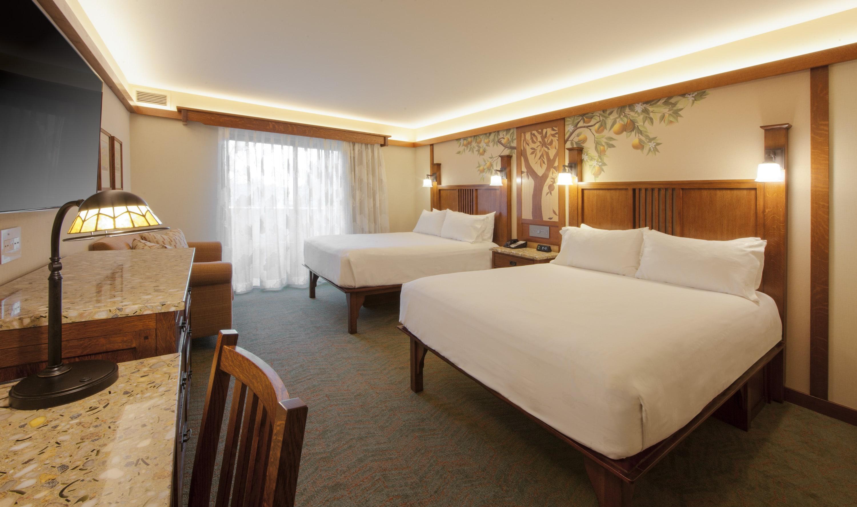 DLR Disney's Grand Californian Hotel & Spa 2017