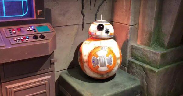 BB-8 - Meet-and-Greet - Hong Kong Disneyland