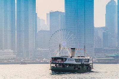 Star Ferry Water Tour - Hong Kong Disneyland