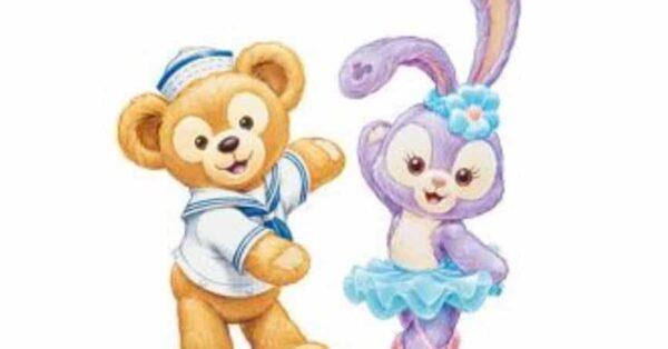 Tokyo DisneySea Duffy StellaLou