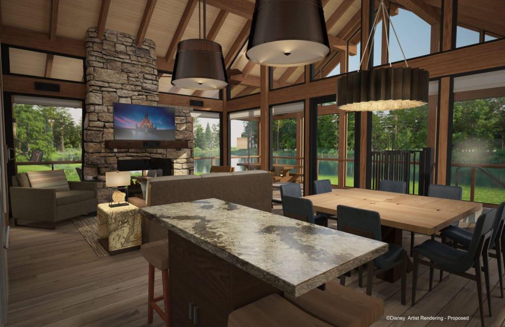WDW Copper Creek Villa's & Cabins