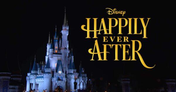 Happily Ever After - Walt Disney World - Magic Kingdom