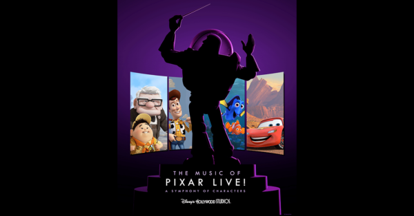 Hollywood Studios - Pixar Live