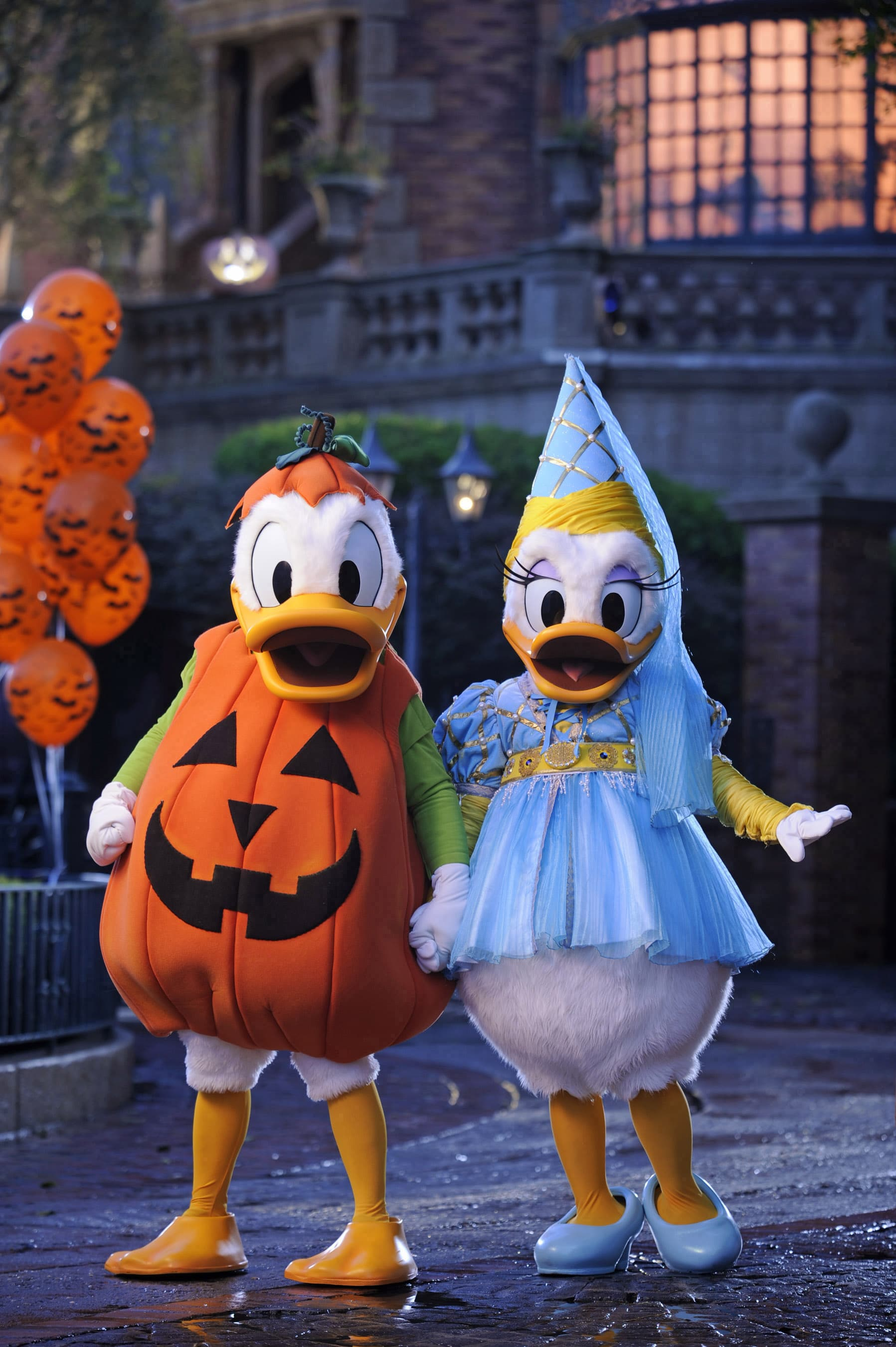 Mickey's Not-So-Scary Halloween Party at Magic Kingdom Park ...