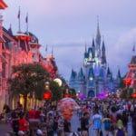 MickeyÕs Not-So-Scary Halloween Party Transforms Magic Kingdom After Dark