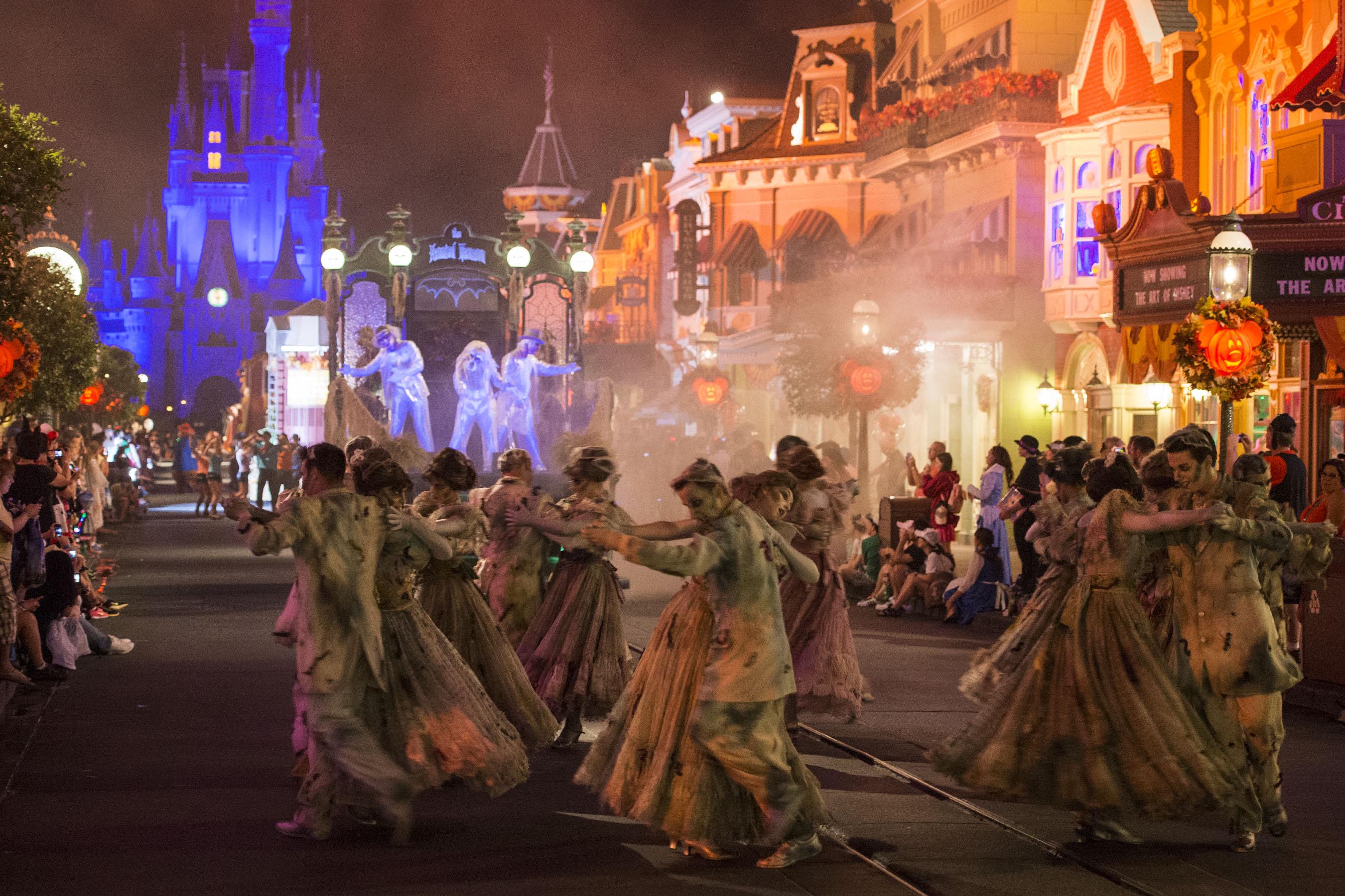 Mickey's Not-So-Scary Halloween Party at Magic Kingdom Park ...
