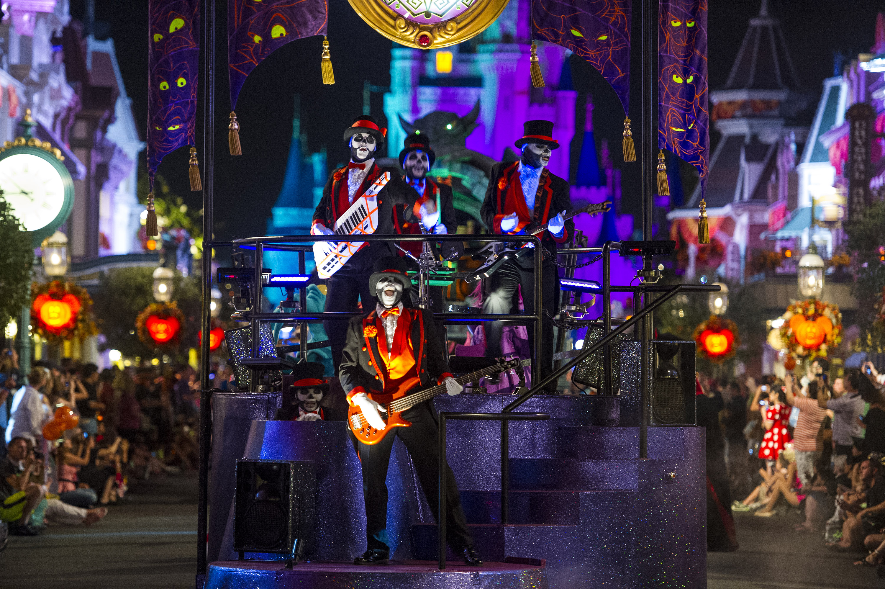Dates for Mickey's Not-So-Scary Halloween Party 2017 at Magic ...