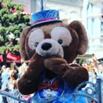 Duffy in his anniversary outfit!